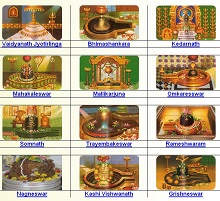 12 Jyotirlinga in India-Temples of Lord Shiva