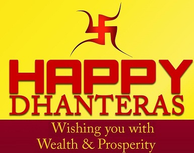 Dhanteras Puja for Wealth and Prosperity