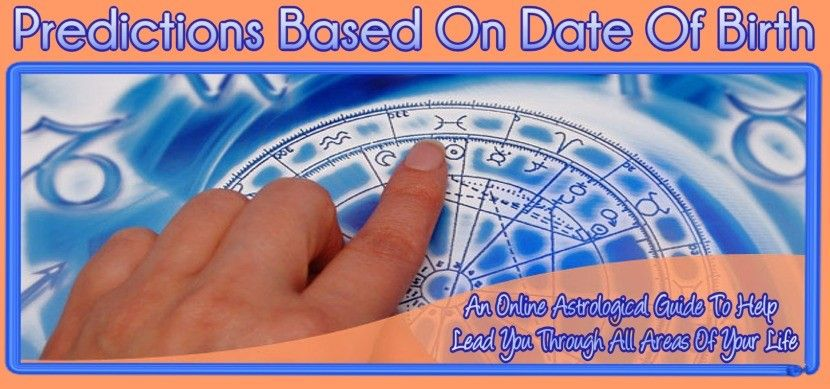 Future Prediction by Date of Birth and Time Indian Astrology