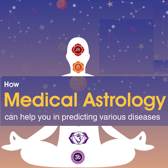 How Medical Astrology can help predict the diseases & health of a person
