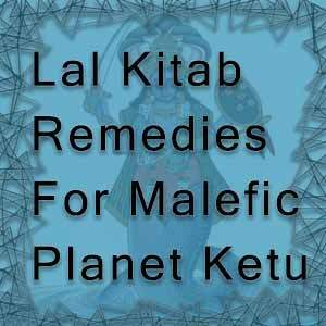 Ketu Remedies in Lal Kitab