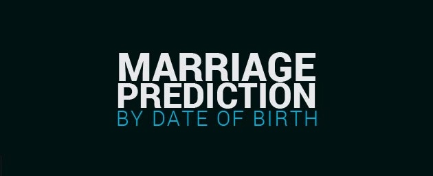Marriage Predictions By Date of Birth - Astrologygains