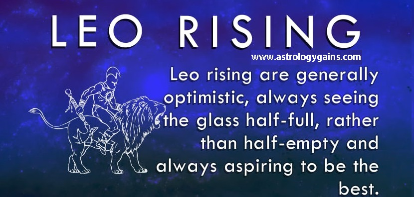 Mars Results For Leo Ascendant - Astrologygains
