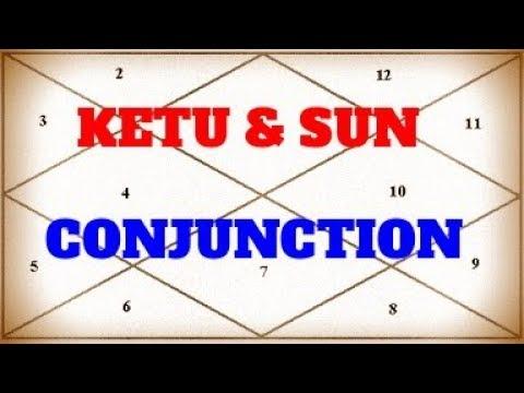 Sun Ketu Conjunction | Sun and Ketu Conjunction | Ketu and
