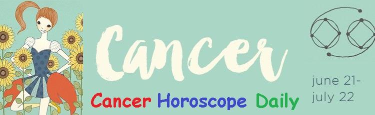 Cancer Horoscope Daily | Cancer Horoscope for Tomorrow