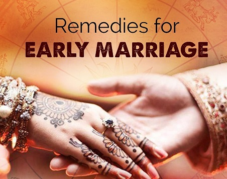 Early Marriage Remedies & Report