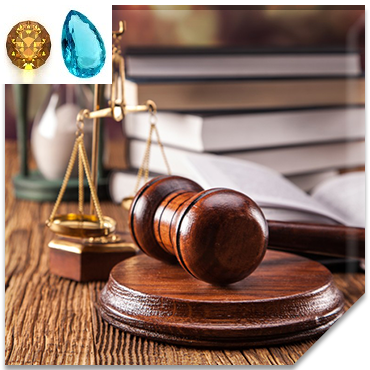 Gemstone For Court Cases