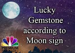 Gemstone For Moon Sign