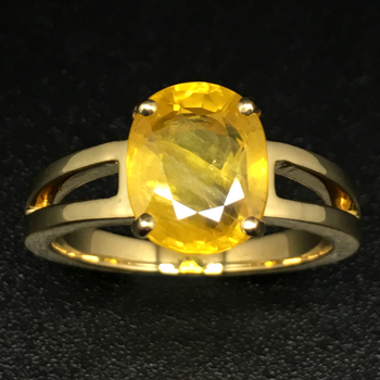 Who Can Wear Yellow Sapphire