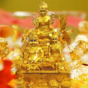 Lakshmi Kuber Group Puja on Dhanteras For Wealth And Prosperity